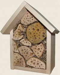 Bild Wildbienenhotel