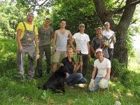 Bild BKS-Team - Schwenden und Mähen Weinitzen