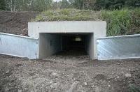 Bild Erneuerte Tunnel-Leit-Anlage